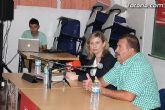 El PSOE de Totana celebró un mitin en el Local Social del Barrio San Francisco - 16