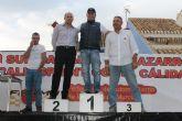 Francis Hernández se impone en la 32ª subida automovilística ´Bahía de Mazarrón´