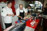 Cocineros de prestigio internacional convertirán a Mazarrón en la capital gastronómica del atún rojo