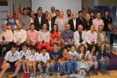 Los éxitos del deporte mazarronero brillan un ano más en la XIII Gala del Deporte