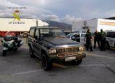 La Guardia Civil detiene a un menor por el robo de un veh�culo con el que circul� de forma temeraria durante 70 kil�metros