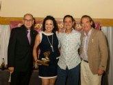El Club Montañero de Murcia otorga el Trofeo a la escaladora novel a la totanera Telesfora Martínez Tudela