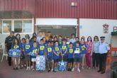 Laura Morales S�nchez logra el primer premio del III Concurso Local de Educaci�n Vial