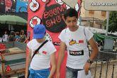 Los alumnos del Colegio Reina Sofía han promocionado y vendido los productos de sus jóvenes empresas en el mercadillo semanal de Totana - 2