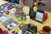 Los alumnos del Colegio Reina Sofía han promocionado y vendido los productos de sus jóvenes empresas en el mercadillo semanal de Totana - 4