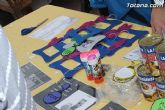 Los alumnos del Colegio Reina Sofía han promocionado y vendido los productos de sus jóvenes empresas en el mercadillo semanal de Totana - 5