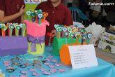 Los alumnos del Colegio Reina Sofía han promocionado y vendido los productos de sus jóvenes empresas en el mercadillo semanal de Totana - 14