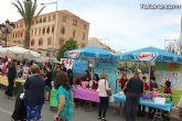 Los alumnos del Colegio Reina Sofía han promocionado y vendido los productos de sus jóvenes empresas en el mercadillo semanal de Totana - 17