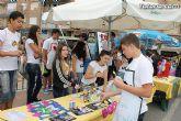 Los alumnos del Colegio Reina Sofía han promocionado y vendido los productos de sus jóvenes empresas en el mercadillo semanal de Totana - 21