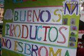 Los alumnos del Colegio Reina Sofía han promocionado y vendido los productos de sus jóvenes empresas en el mercadillo semanal de Totana - 30