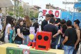 Los alumnos del Colegio Reina Sofía han promocionado y vendido los productos de sus jóvenes empresas en el mercadillo semanal de Totana - 23