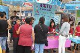 Los alumnos del Colegio Reina Sofía han promocionado y vendido los productos de sus jóvenes empresas en el mercadillo semanal de Totana - 24