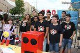 Los alumnos del Colegio Reina Sofía han promocionado y vendido los productos de sus jóvenes empresas en el mercadillo semanal de Totana - 25