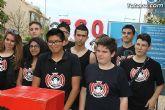 Los alumnos del Colegio Reina Sofía han promocionado y vendido los productos de sus jóvenes empresas en el mercadillo semanal de Totana - 26
