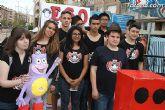 Los alumnos del Colegio Reina Sofía han promocionado y vendido los productos de sus jóvenes empresas en el mercadillo semanal de Totana - 27
