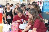 Los alumnos del Colegio Reina Sofía han promocionado y vendido los productos de sus jóvenes empresas en el mercadillo semanal de Totana - 28