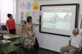 Los mayores del Centro de Día enseñan a los escolares el pasado del municipio con el