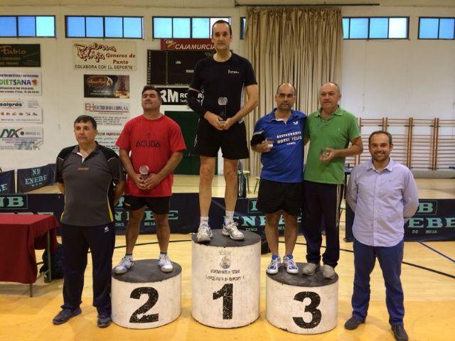 Totana acogió el Campeonato Autonómico Individual de todas las categorías de Tenis de Mesa, Foto 5