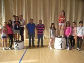 La concejal�a de Deportes llev� a cabo la entrega de trofeos de la fase local de multideporte, baloncesto, balonmano y futbol sala, de Deporte Escolar - 4