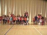La concejal�a de Deportes llev� a cabo la entrega de trofeos de la fase local de multideporte, baloncesto, balonmano y futbol sala, de Deporte Escolar - 6