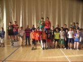 La concejal�a de Deportes llev� a cabo la entrega de trofeos de la fase local de multideporte, baloncesto, balonmano y futbol sala, de Deporte Escolar - 7