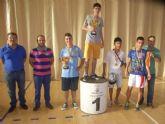 La concejal�a de Deportes llev� a cabo la entrega de trofeos de la fase local de multideporte, baloncesto, balonmano y futbol sala, de Deporte Escolar - 8
