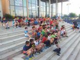 Clausura de la Escuela Polideportiva en Move - 2