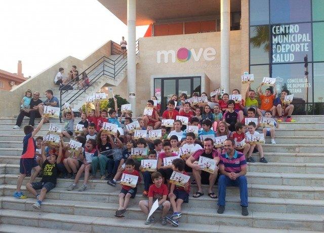 Clausura de la Escuela Polideportiva en Move, Foto 1