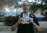 El totanero José Miguel Cano participó en el Campeonato Autonómico de la Comunidad Valenciana de Natación celebrado en Torrevieja