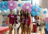 IV Sincromayos de Alhama 2014 Natación Sincronizada