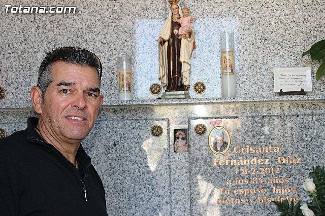 El ayuntamiento adjudica el nuevo contrato de servicio de mantenimiento del cementerio municipal Nuestra Señora del Carmen, Foto 1