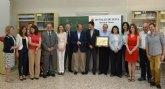 El IES Valle de Leiva de Alhama de Murcia es el primer centro educativo de España que obtiene el certificado de calidad CAF