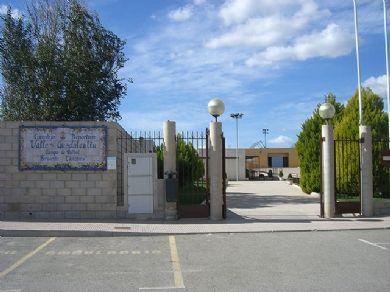 Sale a licitación el contrato del servicio de cantina-cafetería en el Complejo Deportivo Valle del Guadalentín, Foto 1