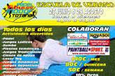 Padel Indoor Totana organiza una Escuela de Verano dirigida a niños de 4 a 12 años