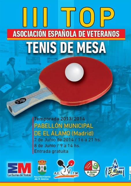 Domingo Mendez, 4° en el Top Nacional de veteranos, Foto 1