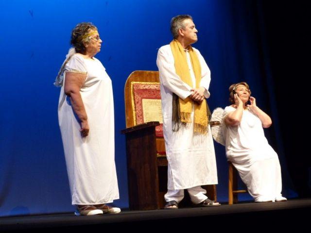 Éxito en el teatro solidario a beneficio de D´Genes, Foto 6
