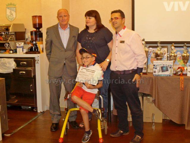 Comida entrega de premios V copa Murcia de palomos deportivos, Foto 1