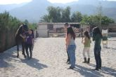 Alumnos del aula ocupacional de Totana finalizan su formación complementaria