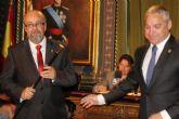 Francisco García, nuevo alcalde de Mazarrón