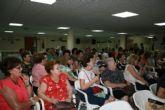 Unos 200 usuarios del Centro Municipal de Personas Mayores Pza. Balsa Vieja han participado en los ocho talleres formativos ofertados durante el curso 2013/14