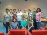 Las asociaciones del Raiguero Empecemos a caminar y Mujeres rurales participaron en un Taller de Prevención de Violencia de Género