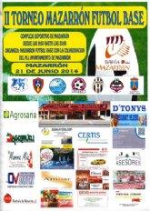 El Complejo Deportivo acoge el II torneo de fútbol base