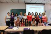 Clausurado un curso de Ingl�s Nivel 1 para mujeres