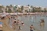 El plan de vigilancia en playas de Mazarrón completará su operativo a partir del próximo 1 de julio