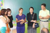 El Centro de D�a de Las Salinas, recibe un premio de car�cter nacional que reconoce la labor de sus trabajadores
