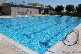 Mañana sábado se abren al público las piscinas del Complejo Deportivo Valle del Guadalentín de la pedanía de El Paretón