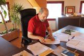 Francisco García recibe a Alberto Garre el próximo martes 1 de julio