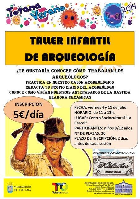 La Asociación Kalathos organiza dos actividades dentro del programa