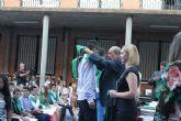 Más de 130 alumnos del IES Domingo Valdivieso celebran su graduación