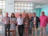 El director gerente del Instituto Murciano de Acci�n Social subraya la contribuci�n de los abuelos en el n�cleo familiar